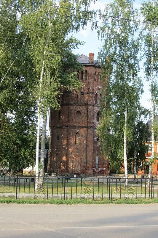 Рамонь, Водонапорная башня