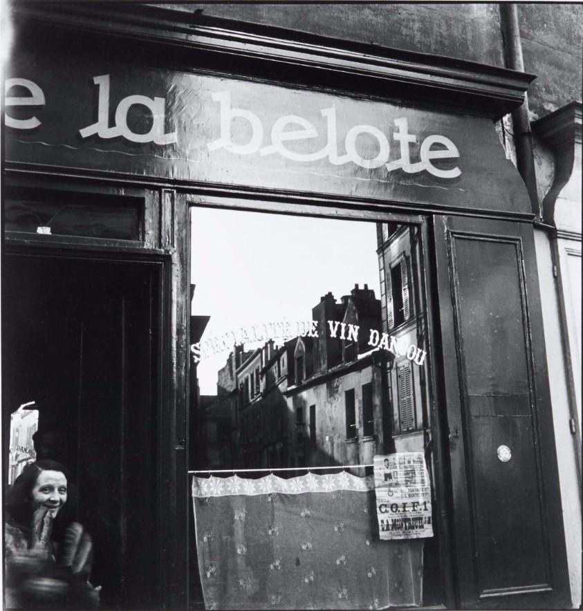1948. Рю Сен Блез. Париж