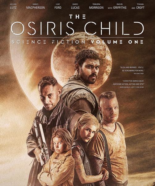 Дитя Осириса: научная фантастика, выпуск 1 / Science Fiction Volume One: The Osiris Child (2016/WEB-DL/WEB-DLRip)