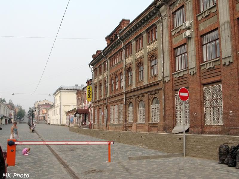 Пешеходная ул. Дрелевского