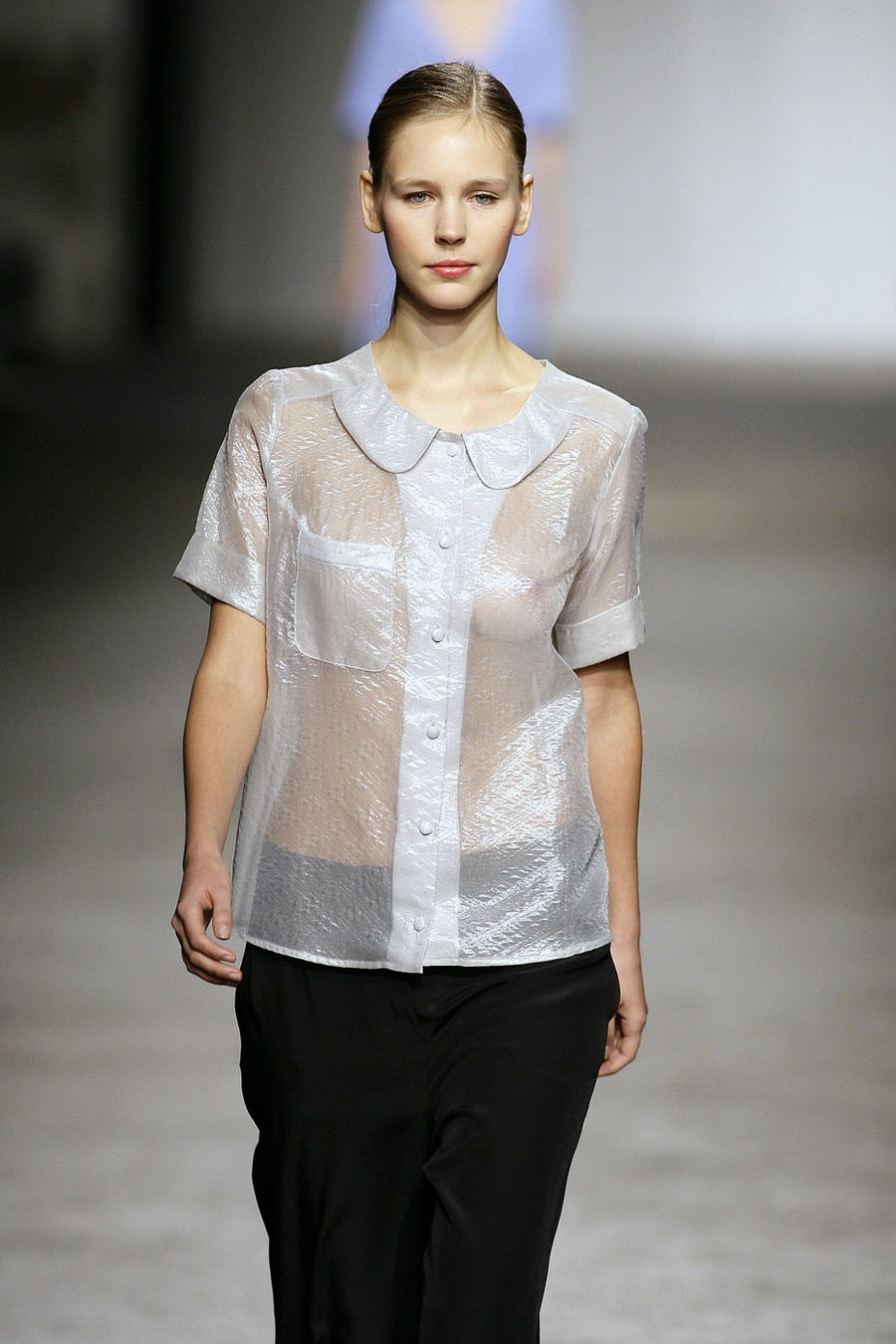 Прозрачная мода