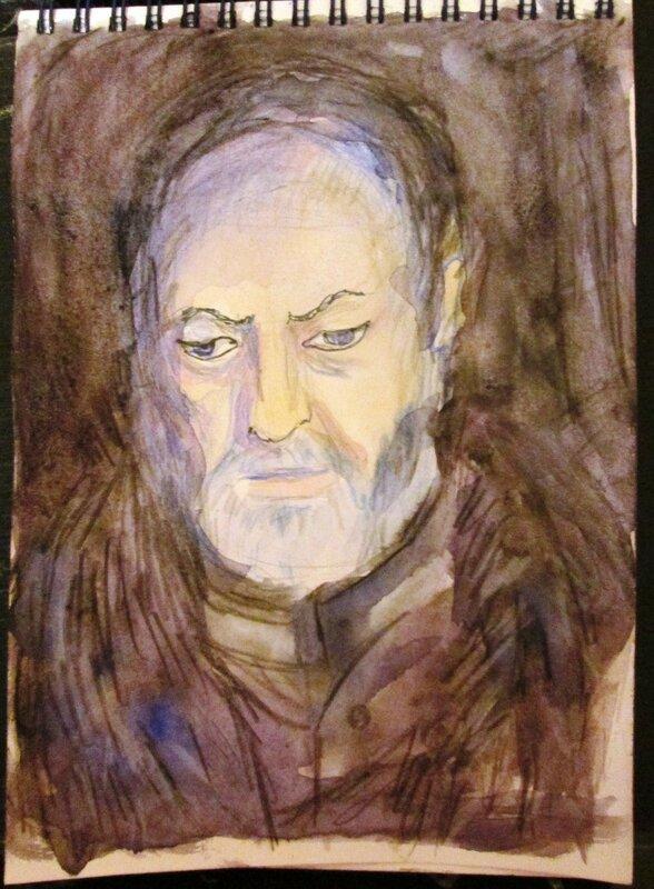 квест игра престолов. мужской портрет