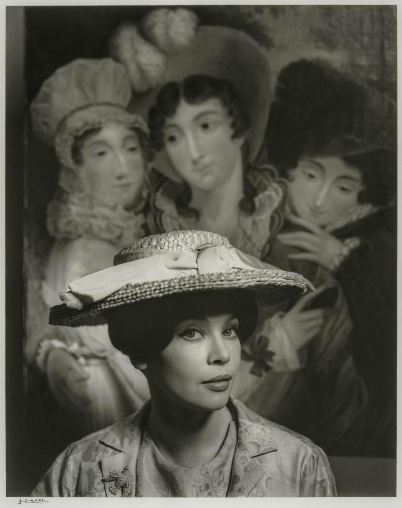 Лесли Кэрон1963