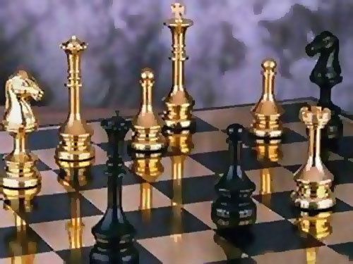 20 июля международный день шахмат открытка