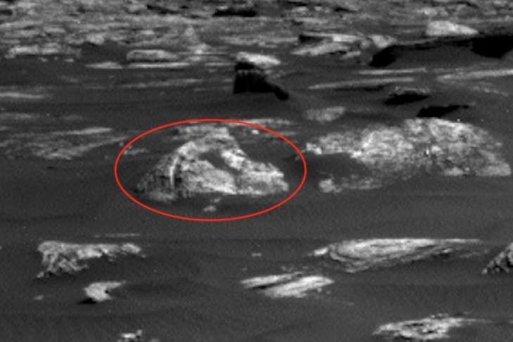 В Сети появились фотографии дома лилипута на Марсе