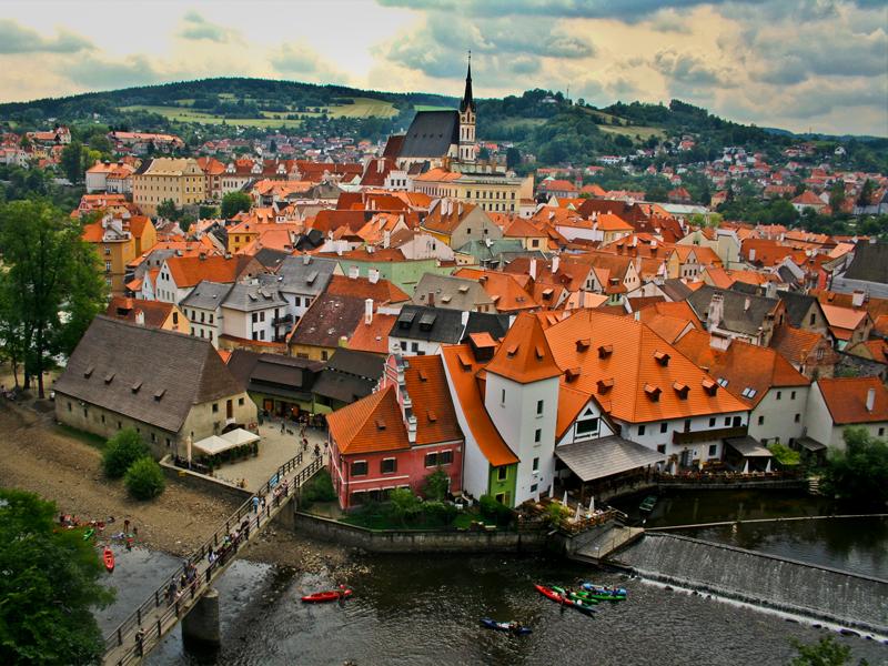 Групповые экскурсии по городам Европы