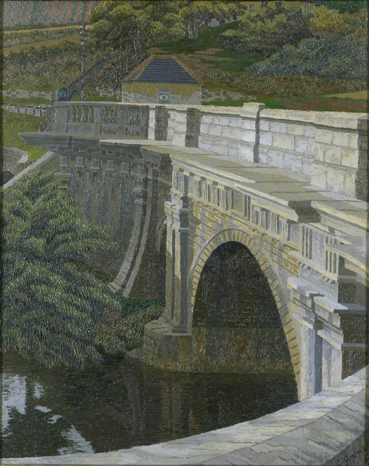 The Aqueduct, Bath