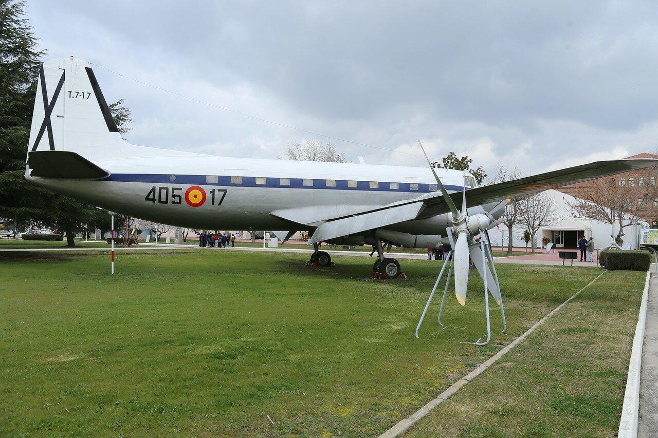 CASA C-207 Azor. Museo del Aire, Madrid