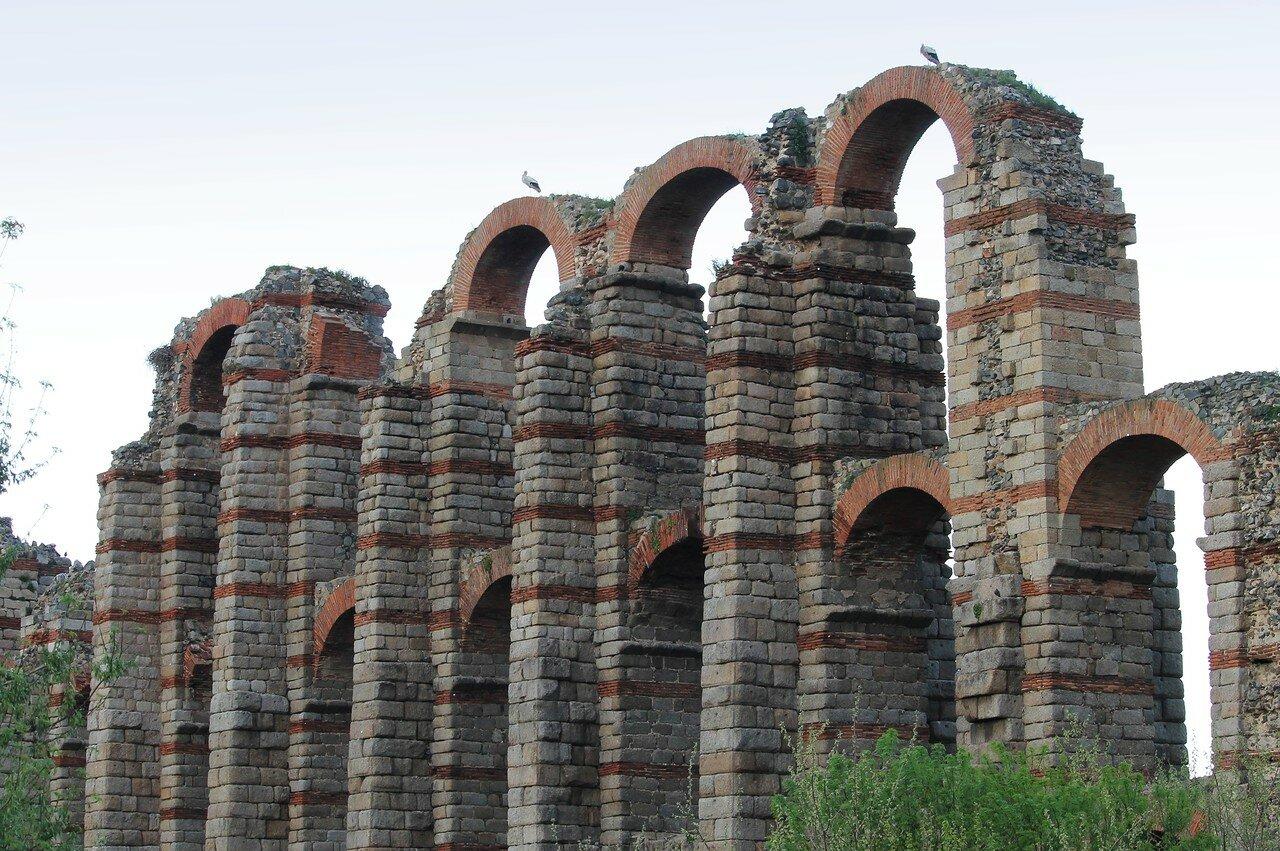 Acueducto de los Milagros, Mérida