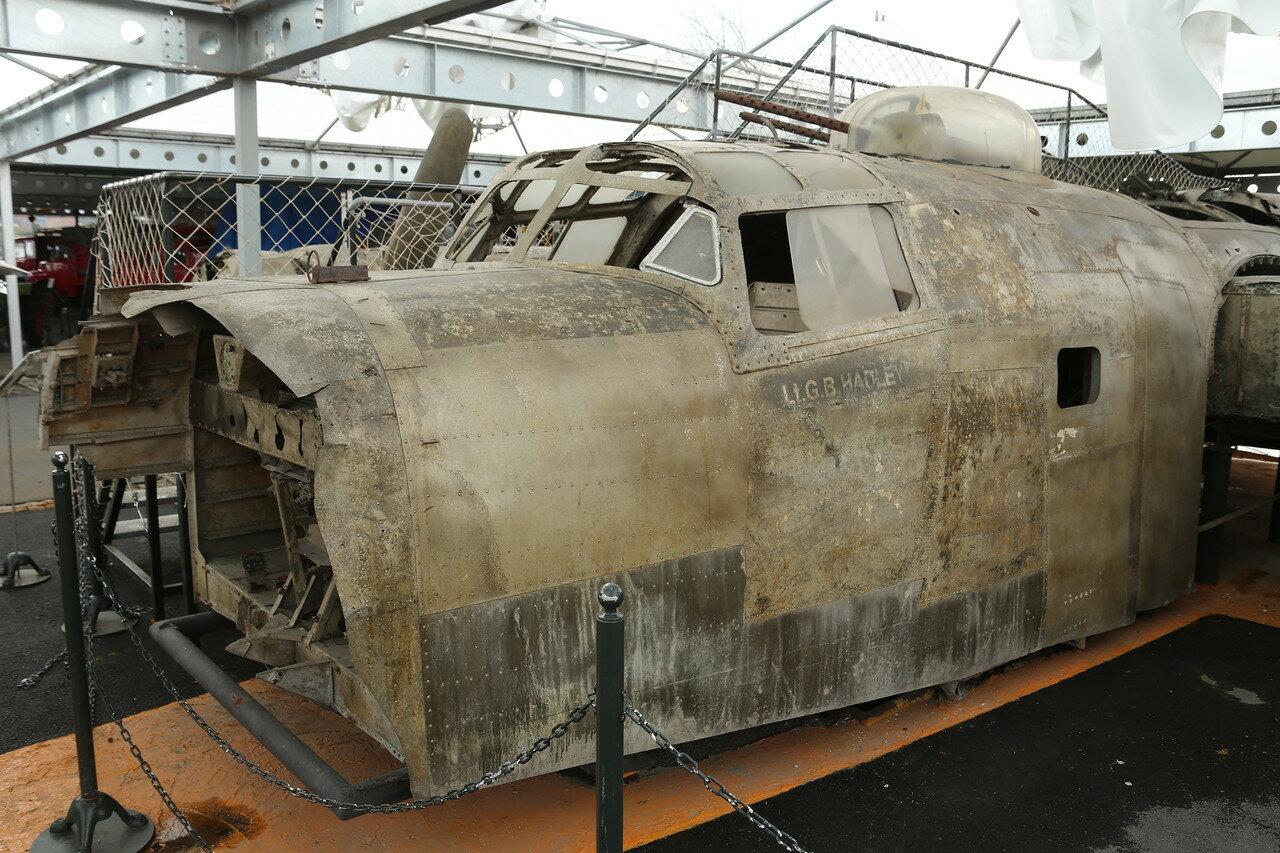 B-24D Liberator 'Hadley's Harlem'