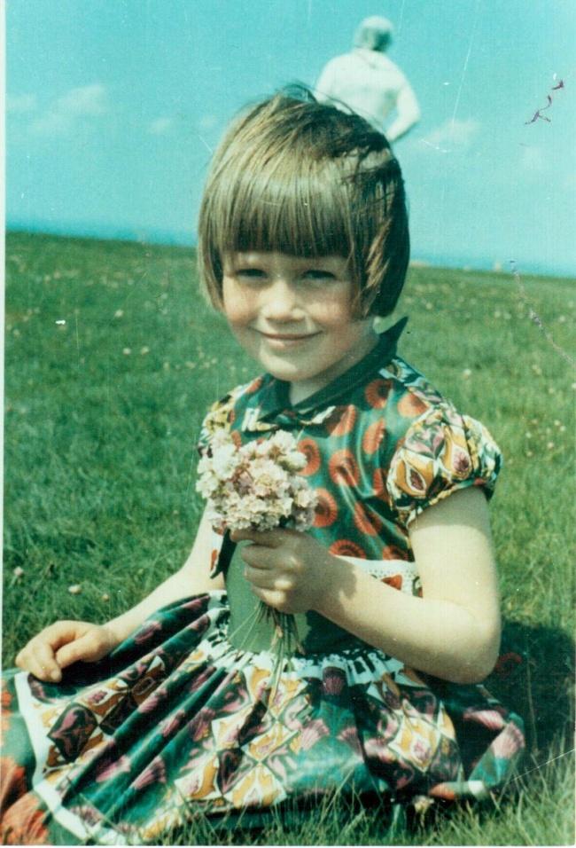 © Wikipedia Creative Commons  В1964 году Джим Тэмплтон фотографировал свою 5-летнюю дочь заг