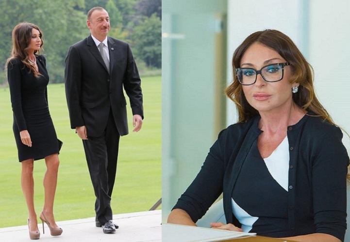 Мехрибан Алиева, жена Ильхама Алиева, Азербайджан Мехрибан не просто какая-то там первая леди, она з