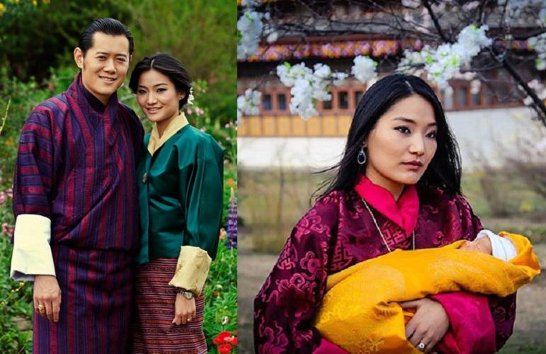 Джецун Пема Вангчук, королева Бутана Пятый король Бутана с непроизносимым именем выбрал в жены эту к