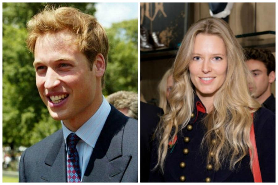 Оливия Хант В сентябре 2001 года 19-летний принц Уильям прибыл в Сент-Сальвадор — студенческий город