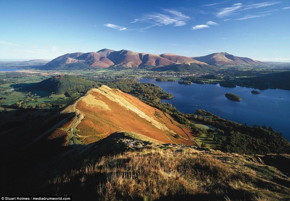 Гид по самым красивым местам Озёрного края в Англии (9 фото)