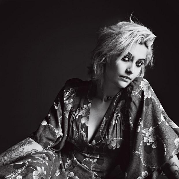 Пэрис Джексон в Teen Vogue
