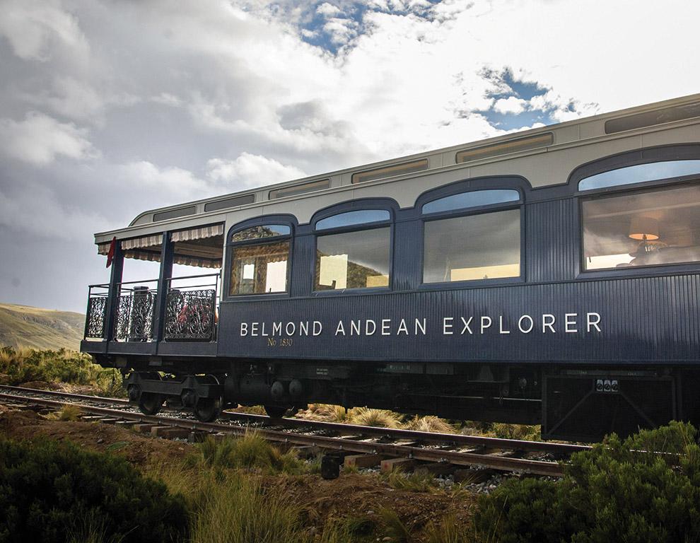 ROCKY MOUNTAINEER (КАНАДА) Этот роскошный поезд в своем маршруте соединяет канадские провинции