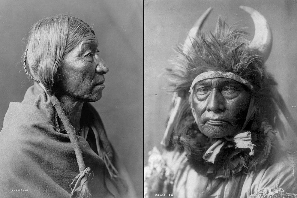 Согласно данным генетических исследований Мичиганского университета, предки современных индейце