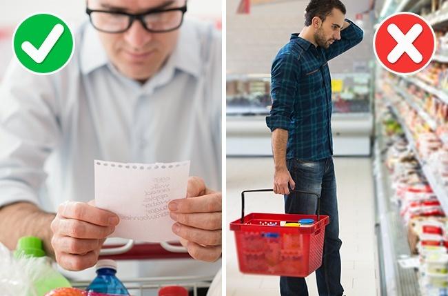 © depositphotos  © depositphotos  Закупая продукты нагрядущую неделю, поступайте как оп