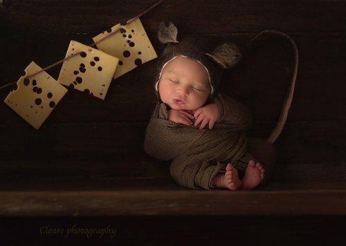 Очаровательные малыши в фотографиях Ифэ Миллеа