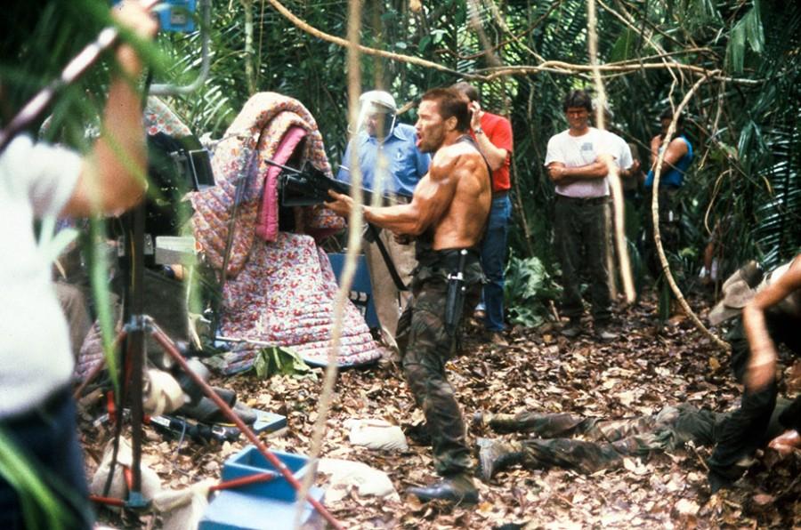К 30-летию фильма: почему Ван Дамма уволили со съемок «Хищника» (9 фото)