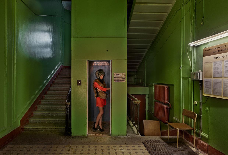 Сны, в которых русские живут (34 фото)