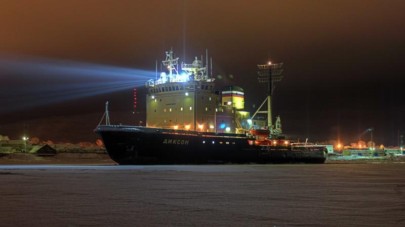 Морские испытания лазерной установки для ледоколов будут начаты в ноябре 2017 года (2 фото)