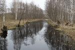 [2017] река Вынец, около д. Зимёнки