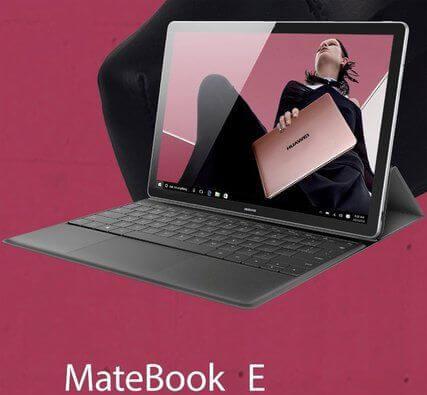 ВСеть утекли обновленные модели Huawei MateBook