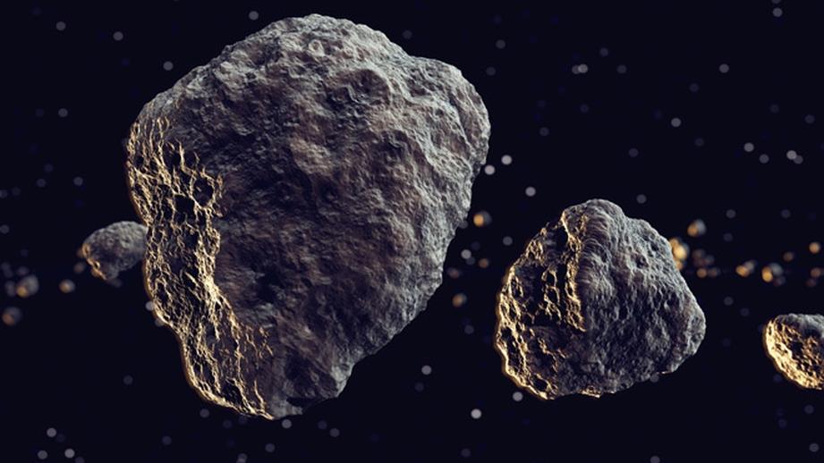 NASA получило фотографии летящего кЗемле «астероида-убийцы»