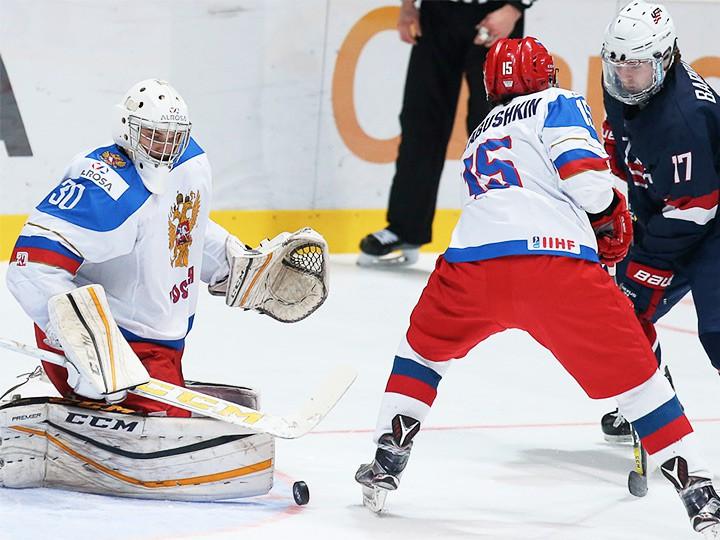 РФ несмогла выйти вфинал юнирского чемпионата мира, уступив Финляндии