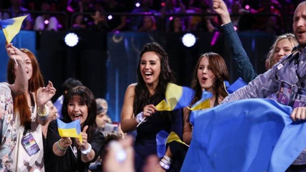 Представители Джамалы прокомментировали еебеременность, которую увидели зрители «Евровидения-2017»