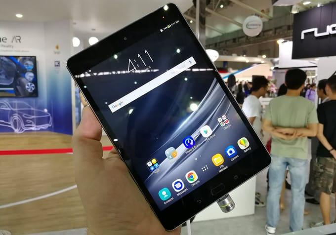 Asus выпустила два новых планшета Zenpad 10