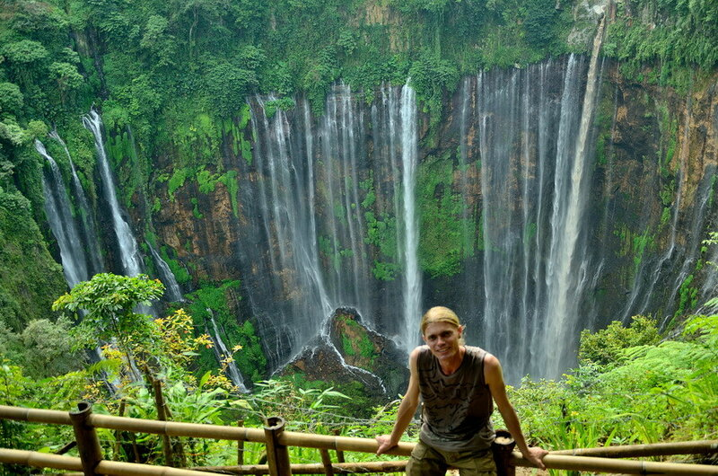 Водопад Тумпак Севу