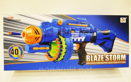 Штурмовой автомат Blaze Storm 7051 с мягкими пулями