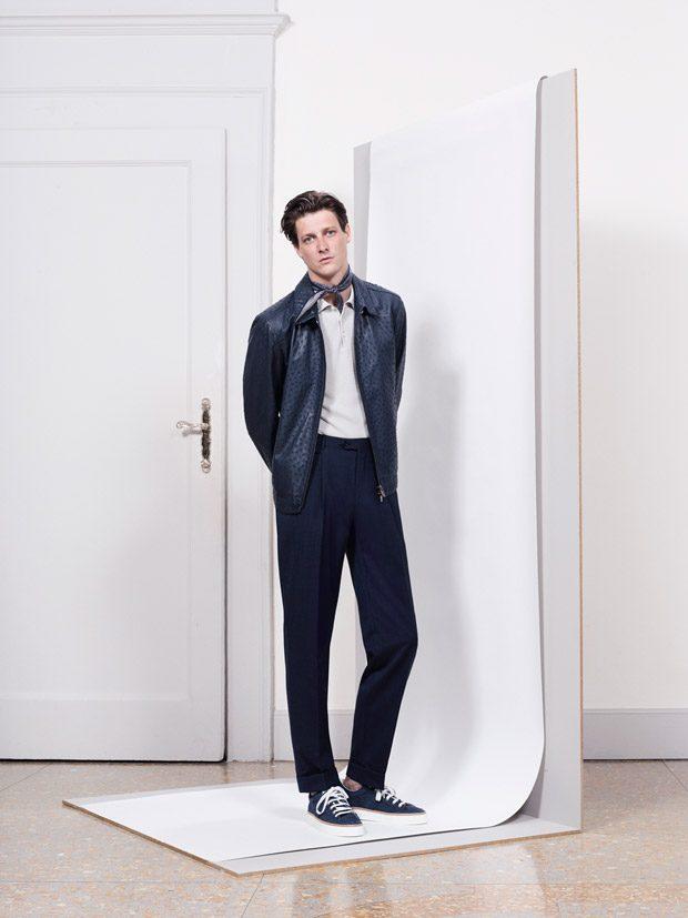 #MFW: Corneliani Spring Summer 2018 Menswear Collection