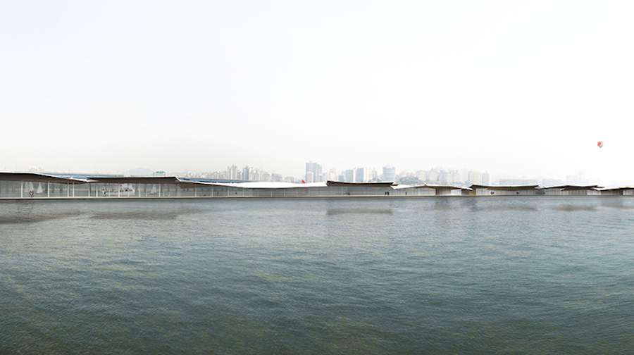 Pleasing Terminal Ferry in Seoul (5 pics)