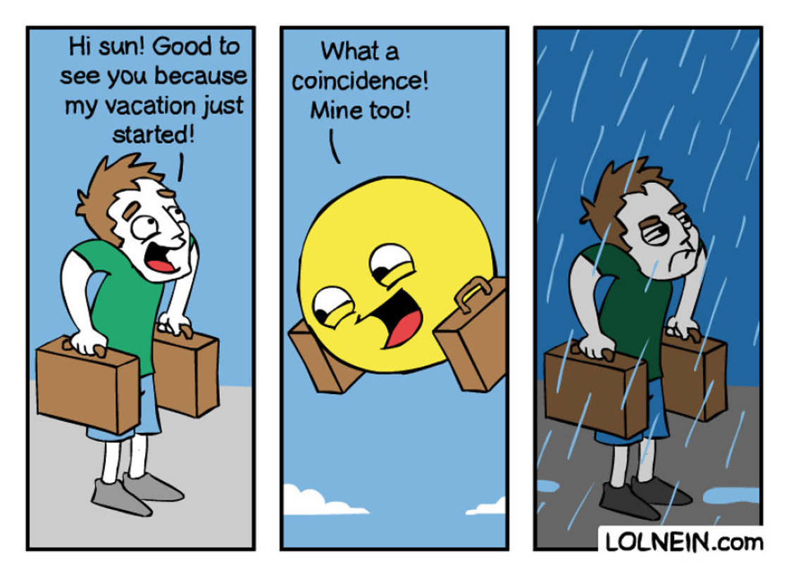 28 twisted and hilarious comics by Lolnein
