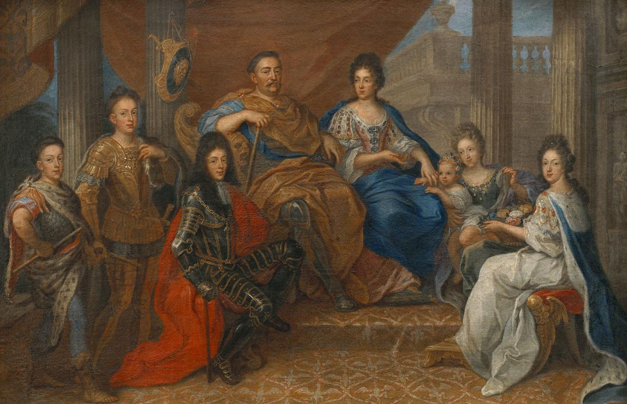 5 Gascar_John_III_Sobieski_with_his_family.jpg