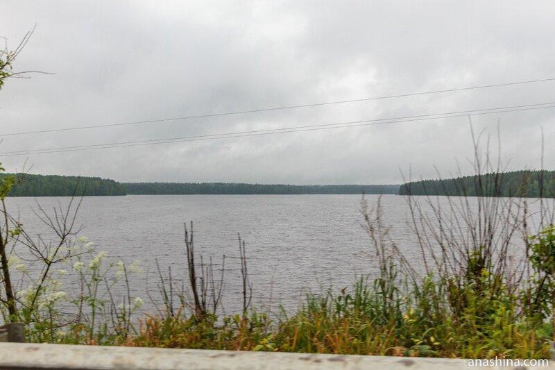 Белоусовское водохранилище, Вологодская область