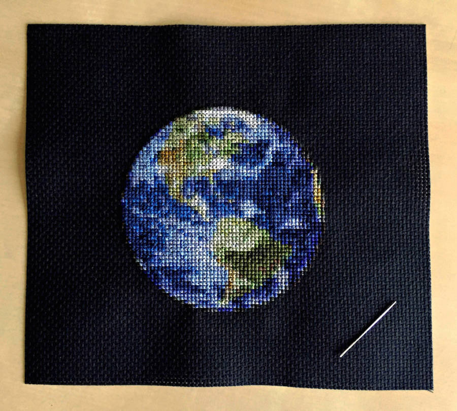 Cross-Stitching Planets