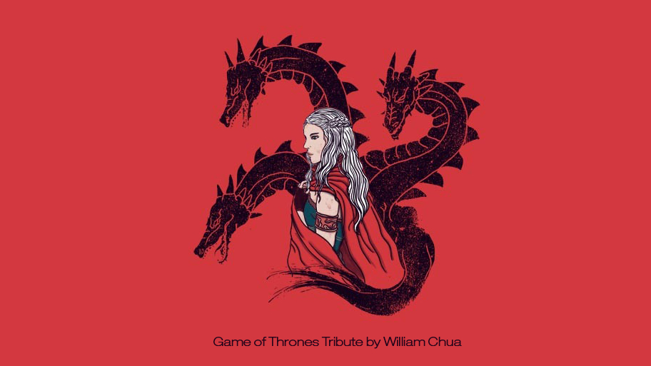 Game of Thrones Tribute by William Chua