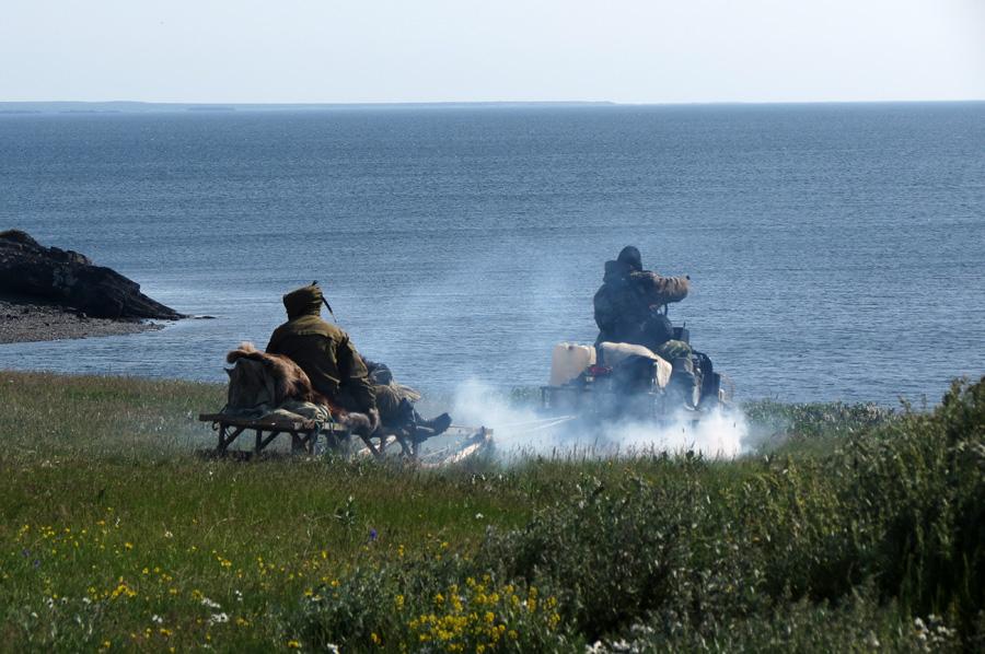 Карское море картинки
