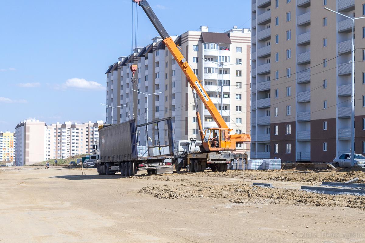 строительство бульвара в Солнечном-2 фото 15