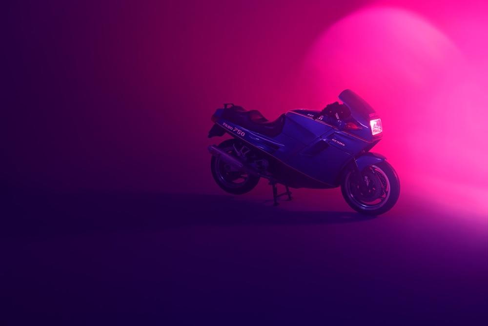 Спортбайк Ducati Paso1985