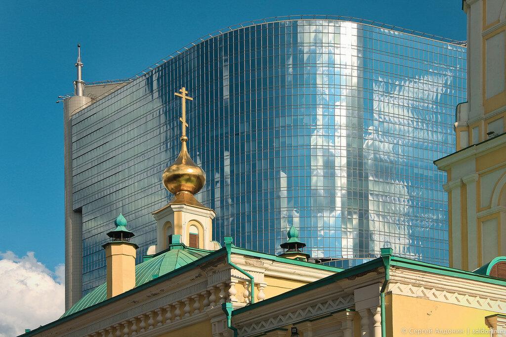 Храм Преображения Господня на Преображенской площади