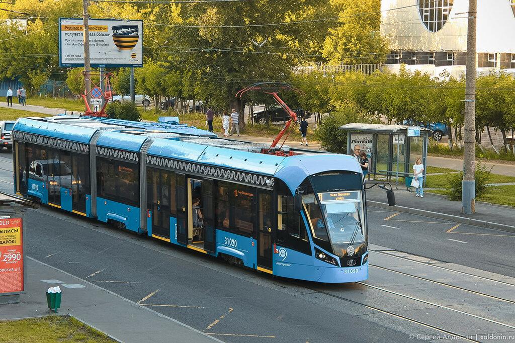 Трамвай Витязь М