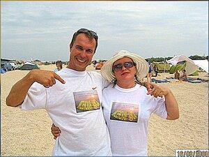 На слёте бардовском. Август 2008. Ясенская коса.jpg