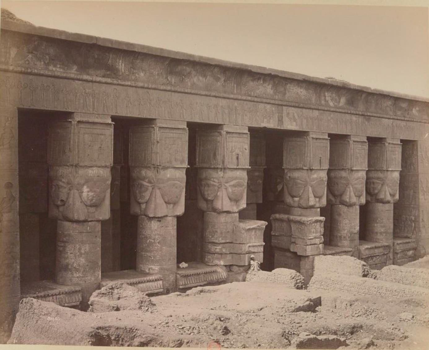 Дандара. Храм Хатхор