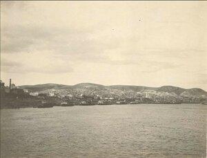 Панорама города с Волги